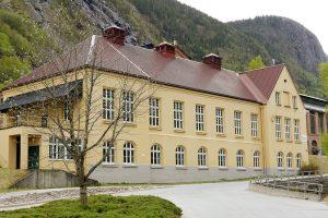 Fjellab holder til i Rjukan Næringspark.